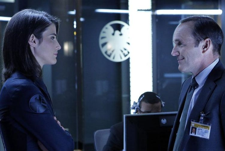 Les images promotionnelles de l'épisode Pilot d'Agents of Shield