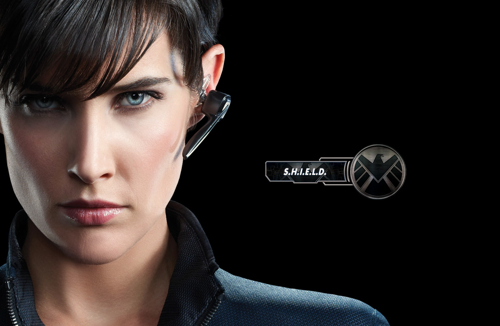 Cobie Smulders reprend son rôle de l'Agent Maria Hill dans Agents of SHIELD