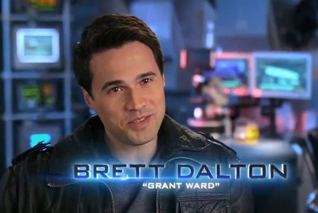 Nouvelle vidéo, présentation du personnage Agent Grant Ward