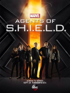 poster affiche agents of shield