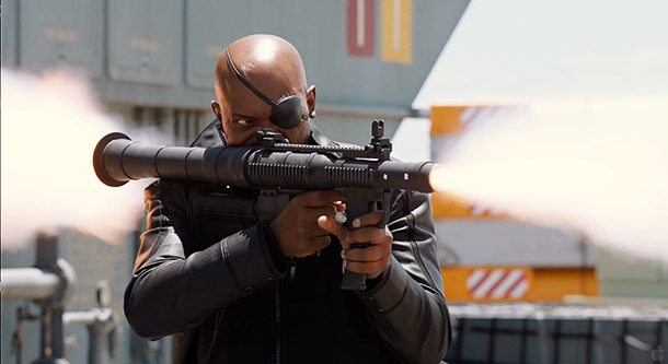 Nick Fury dans l'épisode 1×02 ?