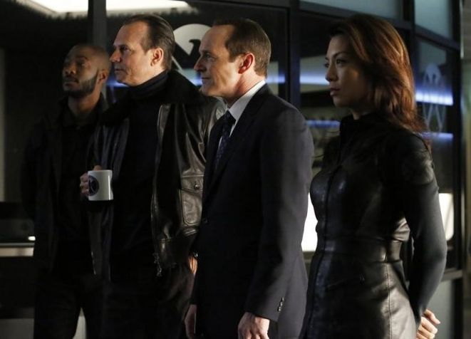 Saison 1 – Episode 1×16 – End of the Beginning – vos réactions !
