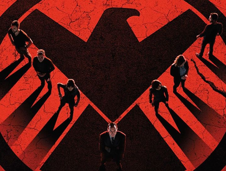 Premier poster pour la saison 2 d'Agents of SHIELD