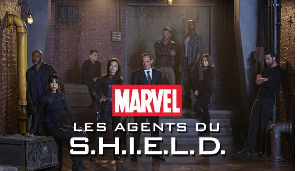 agents du shield w9
