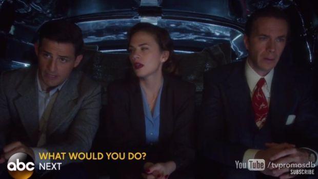 Agent Carter Saison 2 : Le trailer du 2×05