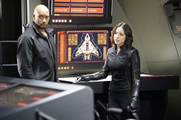 Les photos promo de l'épisode 3×13 d'Agents of SHIELD