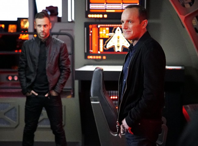 agent of shield 3x12 hunter coulson