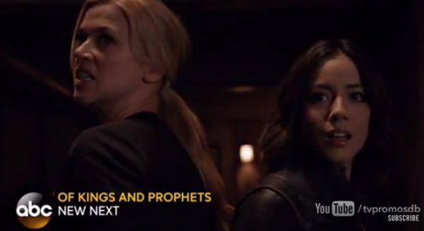 Bande annonce de l'épisode 3×13 d'Agents of SHIELD : Parting Shot