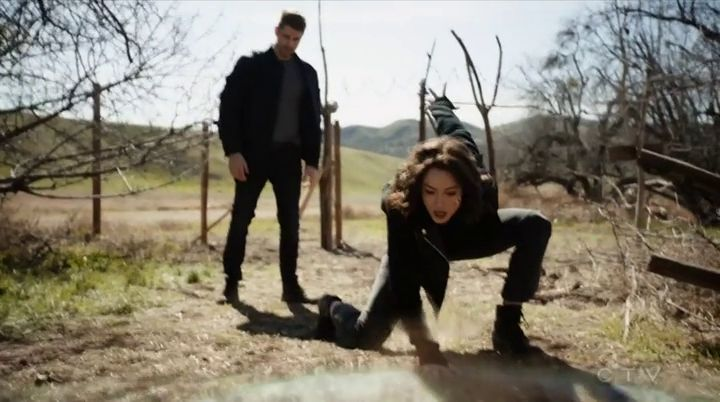 agents of shield daisy lincoln