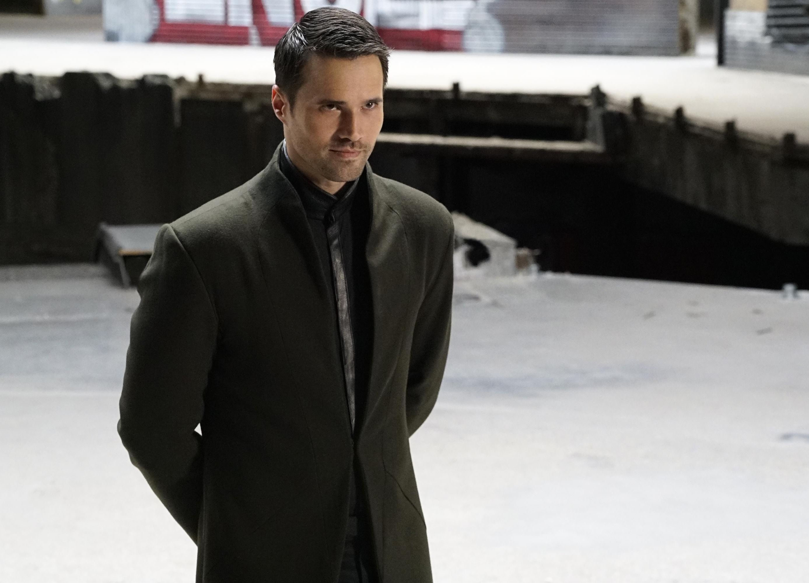 Agents of SHIELD - Episode 3.20 - Emancipation Hive