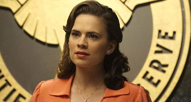 agent carter peggy