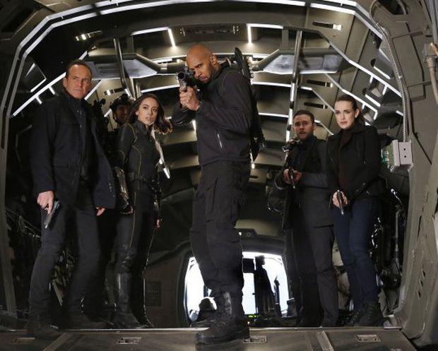 Vos réactions sur l'épisode 14 saison 4 d'Agents of SHIELD : The Man Behind the Shield