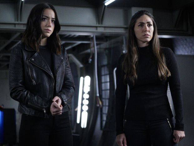 Vos réactions sur l'épisode 21 saison 4 d'Agents of SHIELD : The Return
