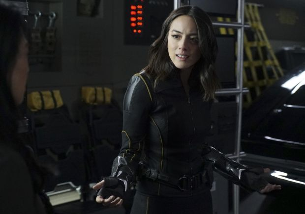 Les audiences USA du season finale 4×22 d'Agents of SHIELD