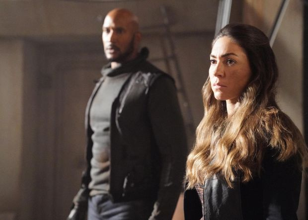 Vos réactions sur l'épisode 7 saison 5 d'Agents of SHIELD : Together or Not at All