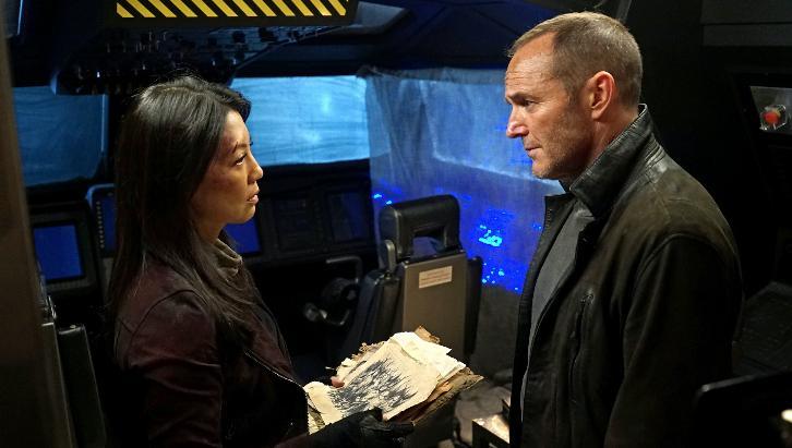 Bande annonce de l'épisode 5×09 d'Agents of SHIELD : Best Laid Plans