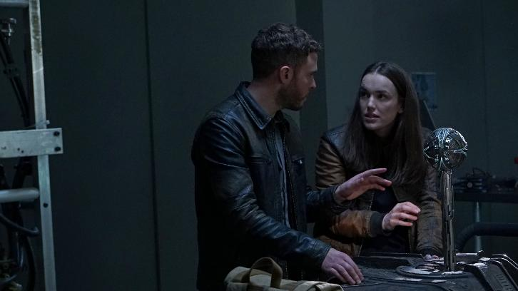 Vos réactions sur l'épisode 11 saison 5 d'Agents of SHIELD : All the Comforts of Home