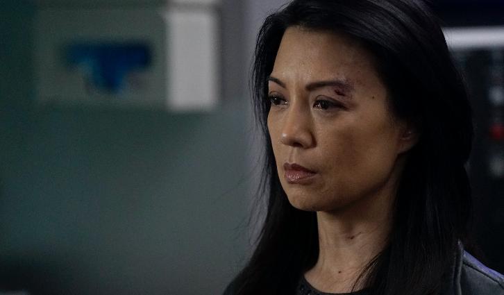 Vos réactions sur l'épisode 22 saison 5 d'Agents of SHIELD Season finale : The End