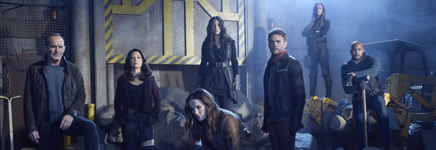 Agents of SHIELD France